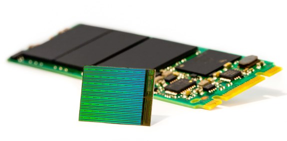 Intel and Micron 3D NAND