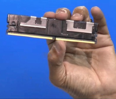 Intel Optane stick