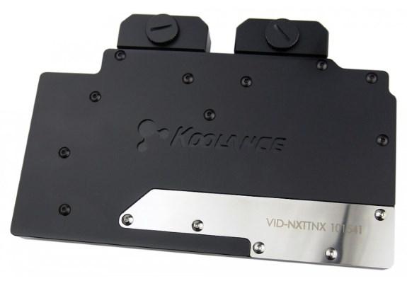 Koolance Titan X block