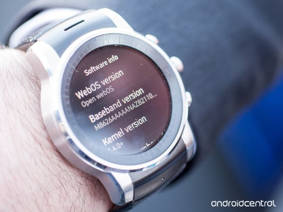 LG Audi watch