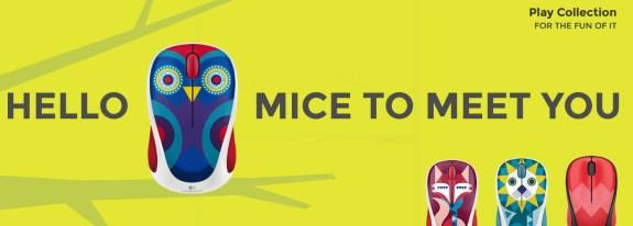 Logitech new style mice
