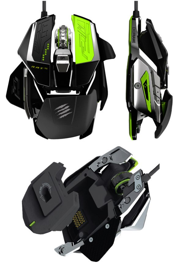 Mad Catz mouse