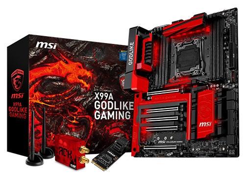 MSI X99A Godlike Gaming ACK