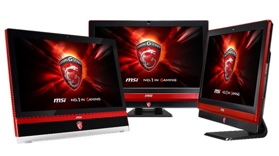 MSI All-in-One Gaming PCs