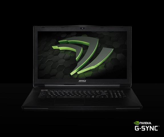 NVIDIA GSync on laptops