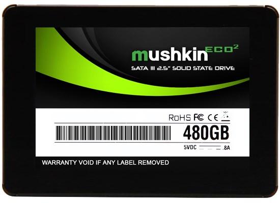 Mushkin ECO2 SSD