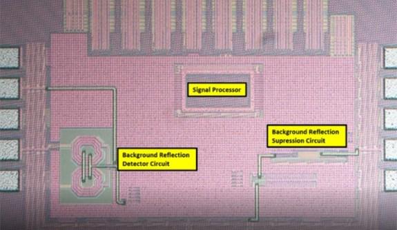 NASA UCLA WiFi chip
