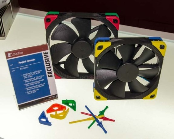 Noctua goes multicolor>
