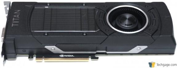 GeForce GTX Titan X card