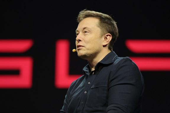 Musk at NVIDIA conference