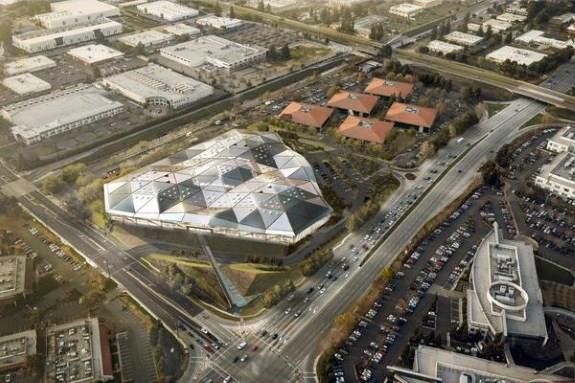 NVIDIA new  HQ