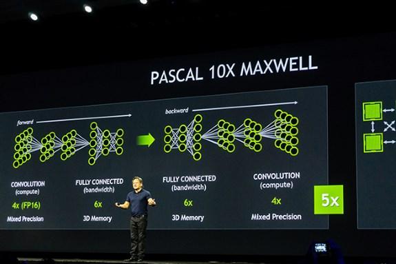 NVIDIA Pascal slide