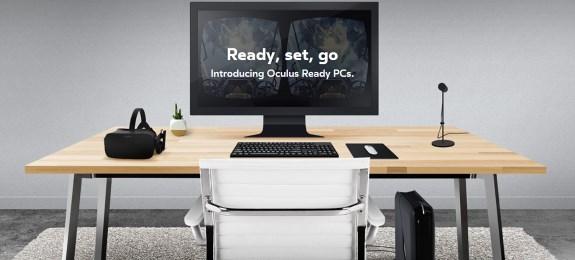 Oculus ready PC