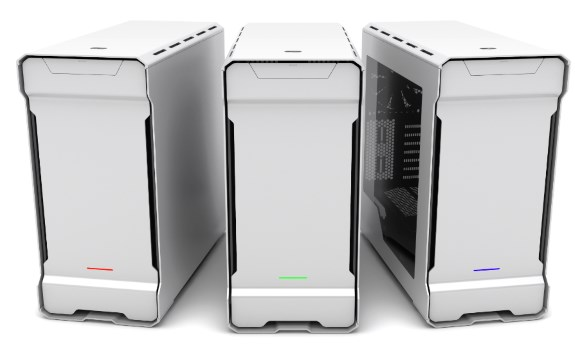 Phanteks Enthoo Evolv ATX Galaxy Silver