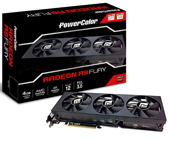 PowerColor R9 FURY 4GB HBM