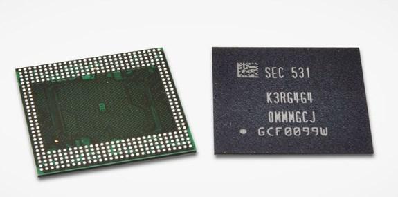 Samsung 12Gb LPDDR4