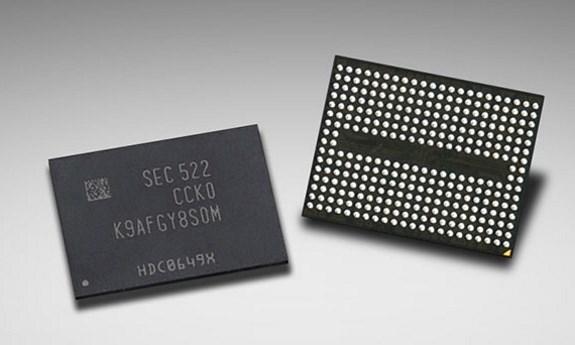 Samsung 256Gb chips