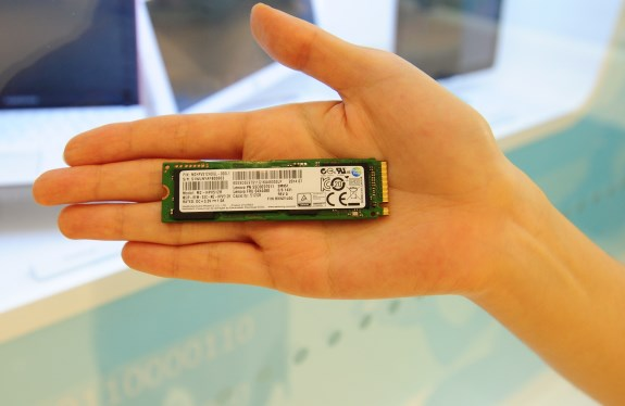 Samsung SM951 PCIe Solid State Drive