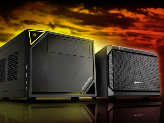 Shark new Mini ITX cases