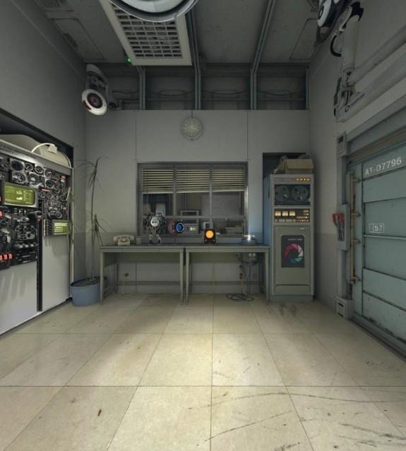 Source 2 room VR
