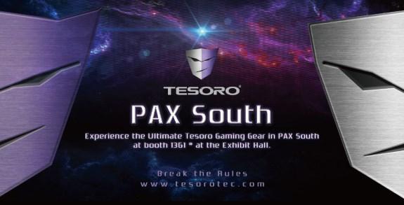 Tesoro at PAX South