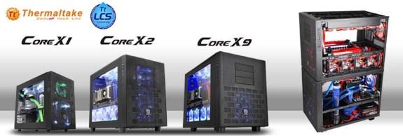 Core X Cube Series