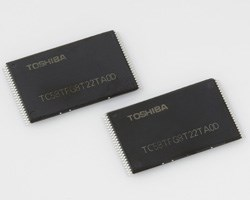 Toshiba 256Gb NAND