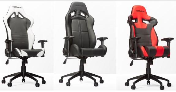 Vertagear S line chairs