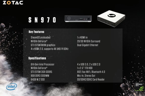Zotac SN970