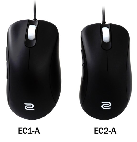 ZOWIE EC1-A and EC2-A
