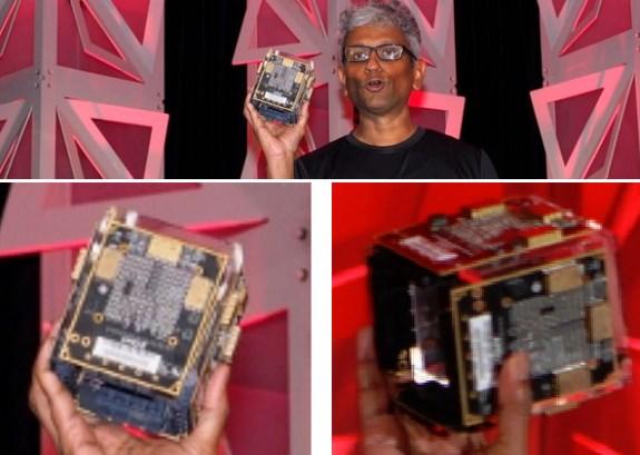 AMD 100 teraflops cube FP16