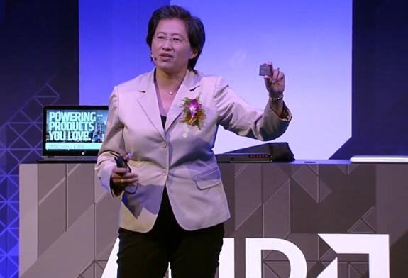 AMD shows Zen