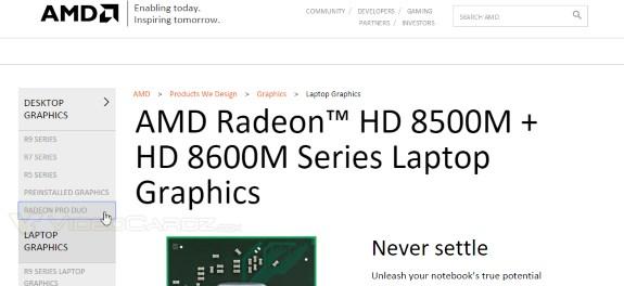 AMD Radeon PRp Duo