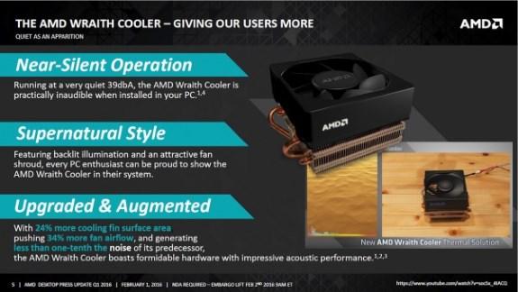 AMD Wraith HSF