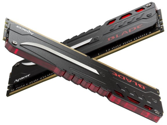 Apacer Blade Fire DDR4