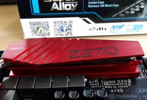 ASRock Z270 Fatal1ty