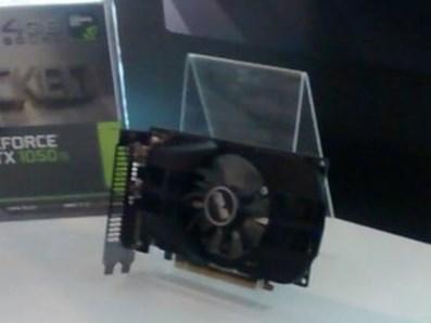 GeForce GTX 1050 Ti mini