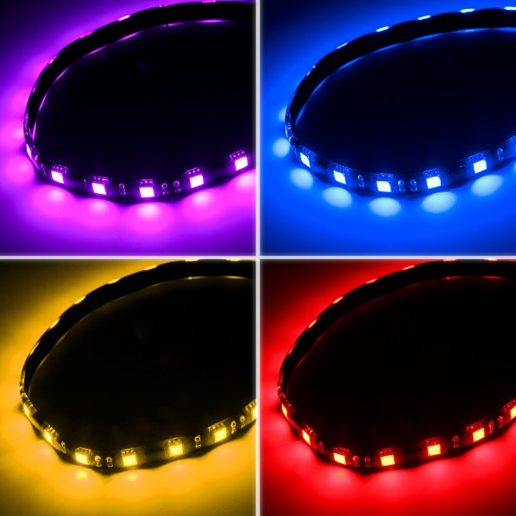 magnetic Alchemy 2.0 RGB LED strips