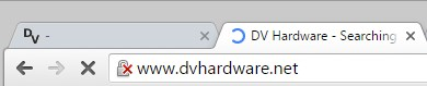 Chrome HTTP unsecure