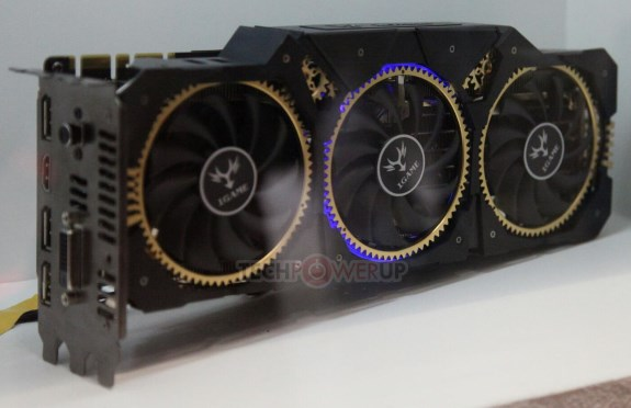Colorful Air plus Liquid VGA cooler
