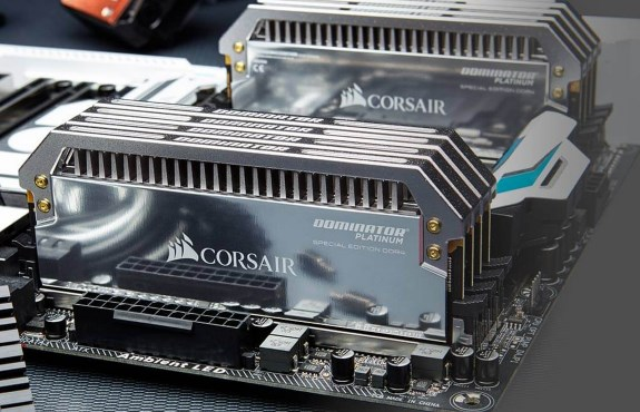 Corsair Dominator Platinum DDR4