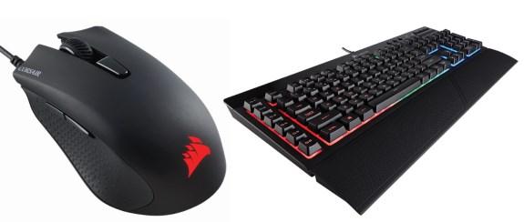HARPOON RGB Gaming Mouse and K55 RGB Gaming Keyboard