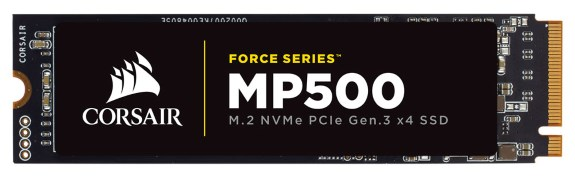Force Series MP500 M.2 NVMe PCIe SSD