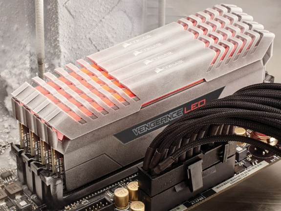 Corsair Vengeance LED performance DDR4