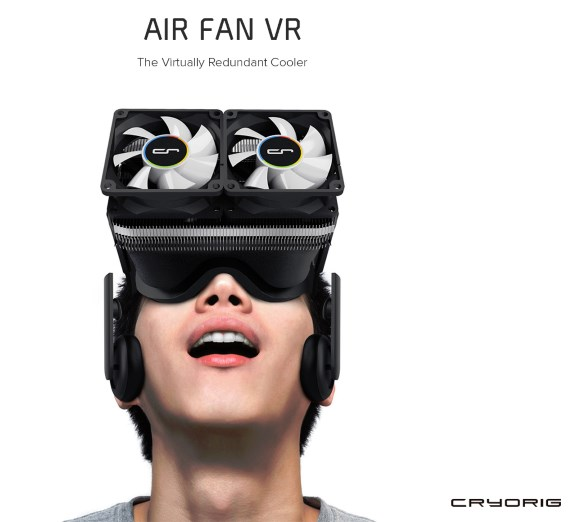 Cryorig AIR fan VR