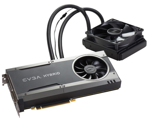 EVGA GeForce GTX 1080 HYBRID