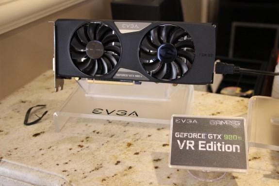 GTX 980 Ti VR evga