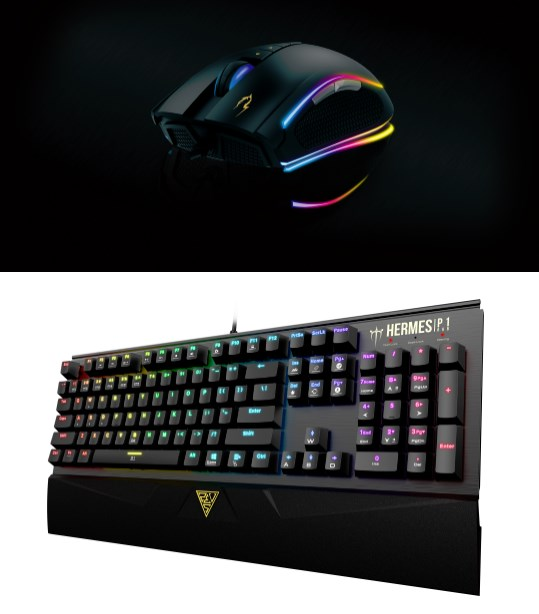Gamdias keyboard and mouse