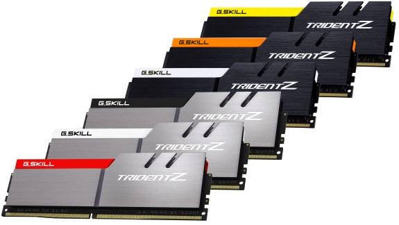G.SKILL Trident Z DDR4-4266MHz 16GB