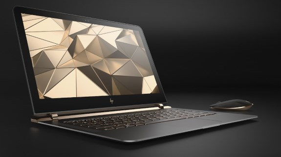 HP Spectre thinnest laptop
